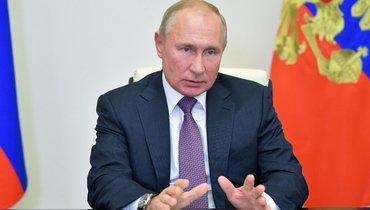Президент России пообещал защитить интересы наших спортсменов