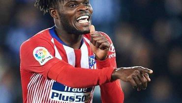 «Атлетико» недоволен, как Партей переходил в «Арсенал»