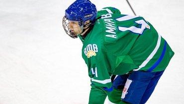 Амиров выбран «Торонто» под 15-м номером