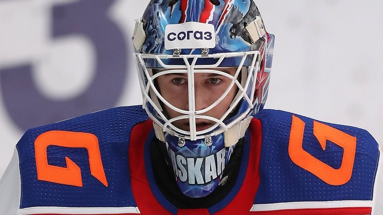 Ярослав Аскаров. Фото photo.khl.ru