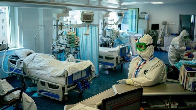 Эпидемия коронавируса вРоссии. Фото AFP