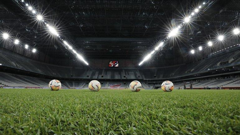 Joga Bonito! Фото AFP