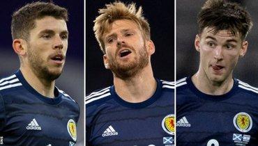 Три игрока сборной Шотландии пропустят матч сИзраилем из-за коронавируса