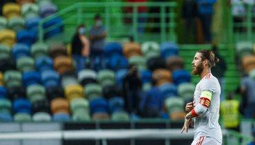 Рамос стал рекордсменом сборной Испании, опередив Касильяса