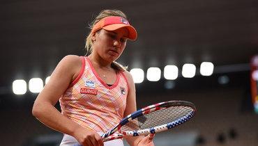 Кенин обыграла Квитову ипробилась вфинал Roland Garros