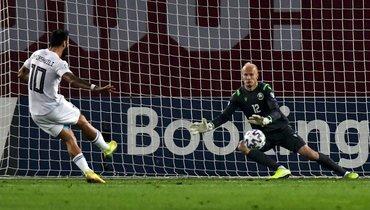 Грузия обыграла Белоруссию ивышла вфинал квалификации Евро-2020