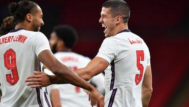 Три игрока забили вдебютном матче засборную Англии. Такого небыло 57 лет