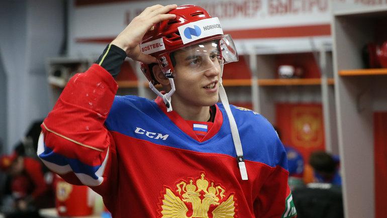 Родион Амиров.