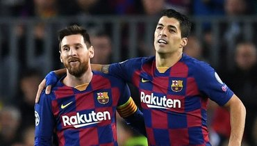 «Они хотели убрать меня отМесси». Суарес— обуходе из «Барселоны»