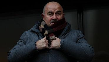 Черчесов выразил соболезнования всвязи сосмертью Кулькова