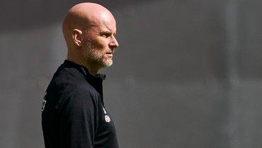 Сольбаккен покинул пост главного тренера «Копенгагена». Онможет возглавить сборную Норвегии
