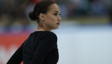 Загитова выступит нафестивале «Влюбленные вфигурное катание» вМоскве