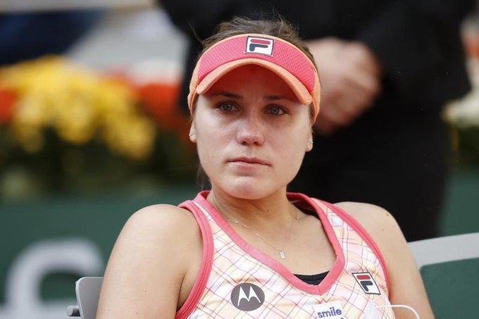 София Кенин. Фото Reuters