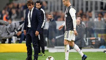 ВИталии составили рейтинг зарплат тренеров серии А. Конте лидирует сотрывом в10 миллионов евро