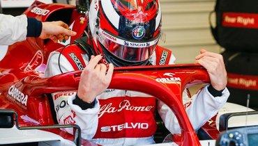 Кими Райкконен установил рекорд поколичеству проведенных гонок в «Формуле-1»