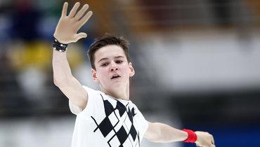 Ученик Плющенко Ковалев выиграл этап Кубка России, Самарин— второй