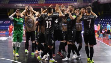 «Тюмень» всерии пенальти уступила КПРФ «бронзу» Лиги чемпионов