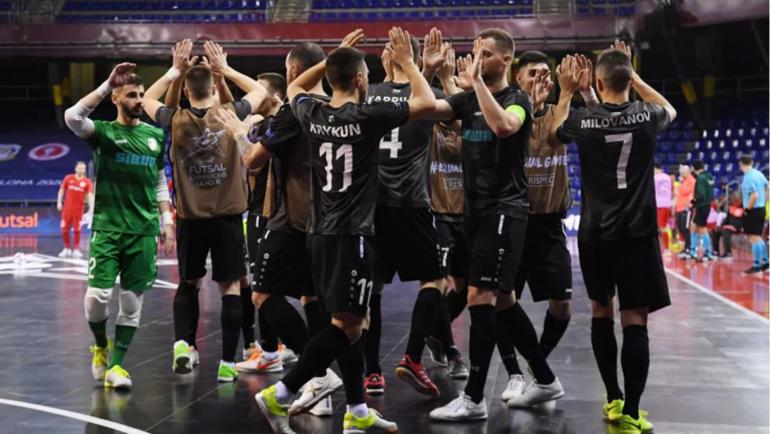 «Тюмень» внынешнем сезоне осталась без медалей Лиги чемпионов. Фото Instagram