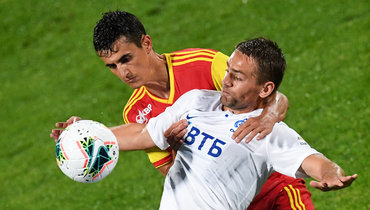 Панченко стал игроком «Арсенала». Онначинал сезон в «Тамбове»