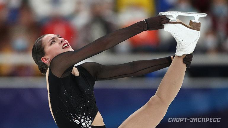 Станислава Константинова. Фото Дарья Исаева, «СЭ» / Canon EOS-1D X Mark II