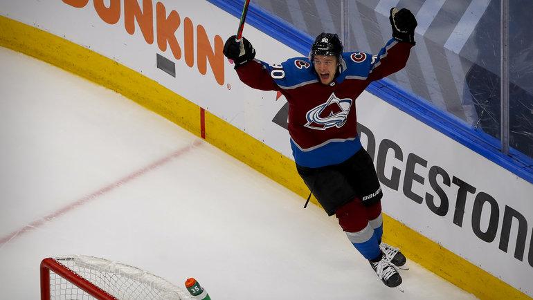 Владислав Наместников. Фото USA Today Sports