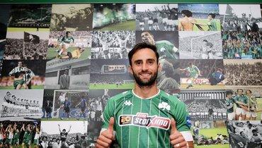 «Панатинаикос» подписал бывшего полузащитника «Зенита» и «Ахмата»