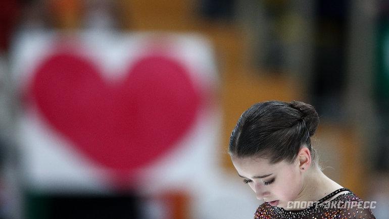 Камила Валиева. Фото Дарья Исаева, «СЭ» / Canon EOS-1D X Mark II