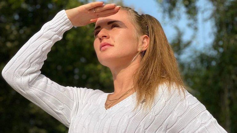 Наталья Воронина. Фото Instagram