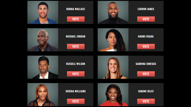 People's Choice Awards-2020, номинация Game Changer. Фото eonline.com