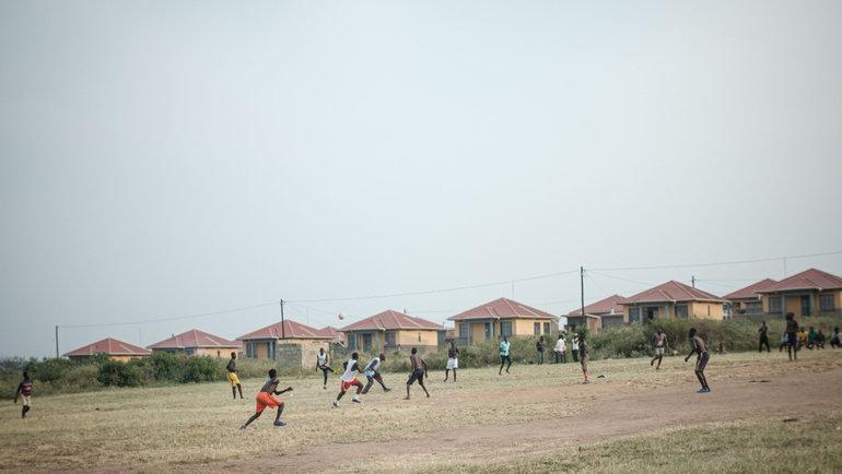 ВАфрике случилась трагедия— погиб футболист. Фото AFP