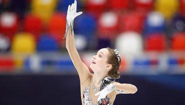 Елизавета Берестовская.