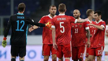 Сборная России примет Венгрию после ничьей сТурцией (1:1).