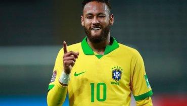 Неймар обошел Роналдо поголам засборную Бразилии