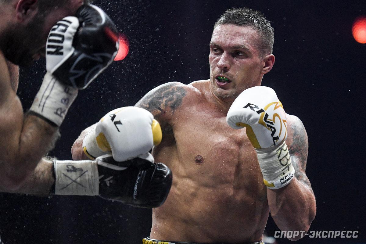 Усик, Ломаченко икоронавирус: скем икак будут биться украинские боксеры?