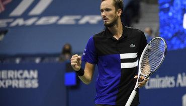 Медведев обыграл Гаске впервом раунде турнира вСанкт-Петербурге