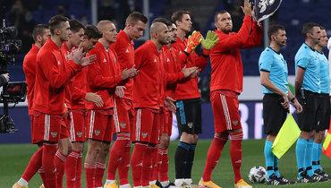 России опять повезло срейтингом ФИФА. Новся борьба завторую корзину жеребьевки отбора ЧМ-2022 еще впереди
