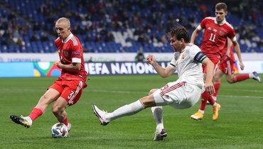 14октября. Москва. Россия— Венгрия— 0:0. Россияне остались напервом месте всвоей группе, венгры— вторые.
