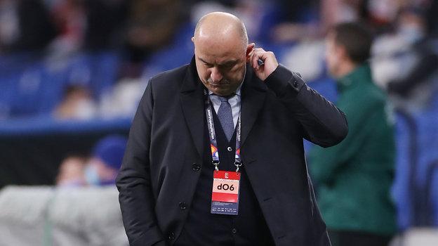 Россия— Венгрия— 0:0: что сказал Станислав Черчесов, Лига наций, матч 14октября 2020 года