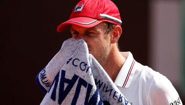 Почему теннисист Сэм Керри отказался откарантина вРоссии после положительного теста наковид вСанкт-Петербурге