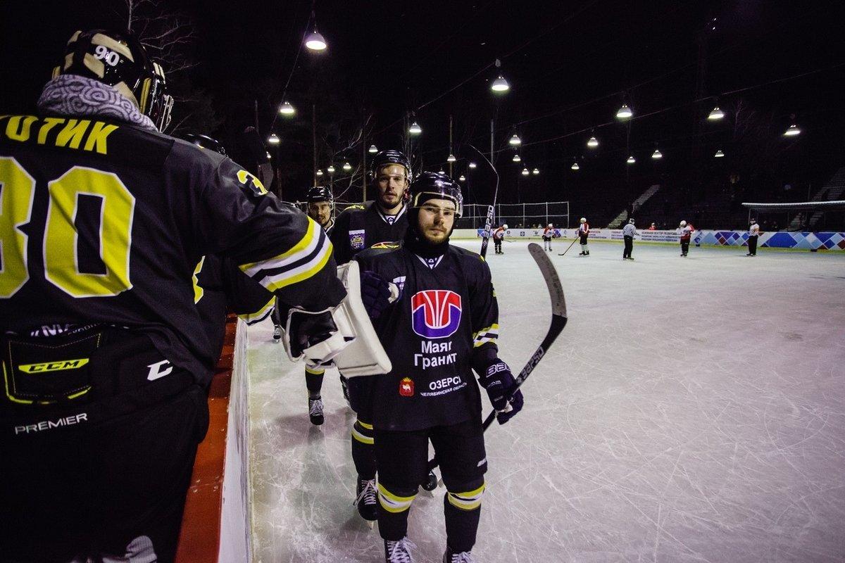 Ядерный хоккей. Зачем игроки КХЛ выступают закоманду иззакрытого города