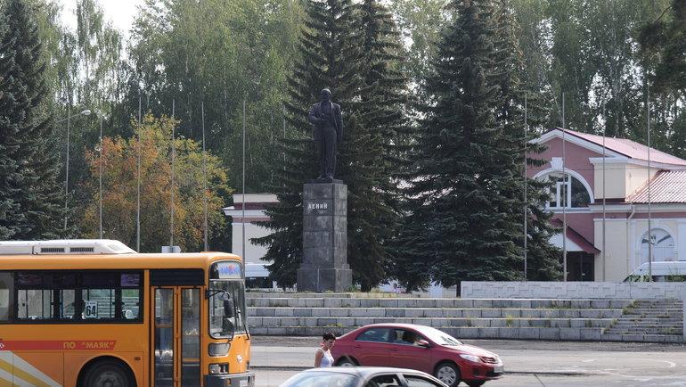 Площадь имени Ленина. Фото ru.wikipedia.org