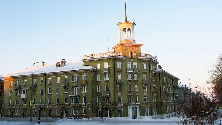 Один из домов в Озерске. Фото ru.wikipedia.org