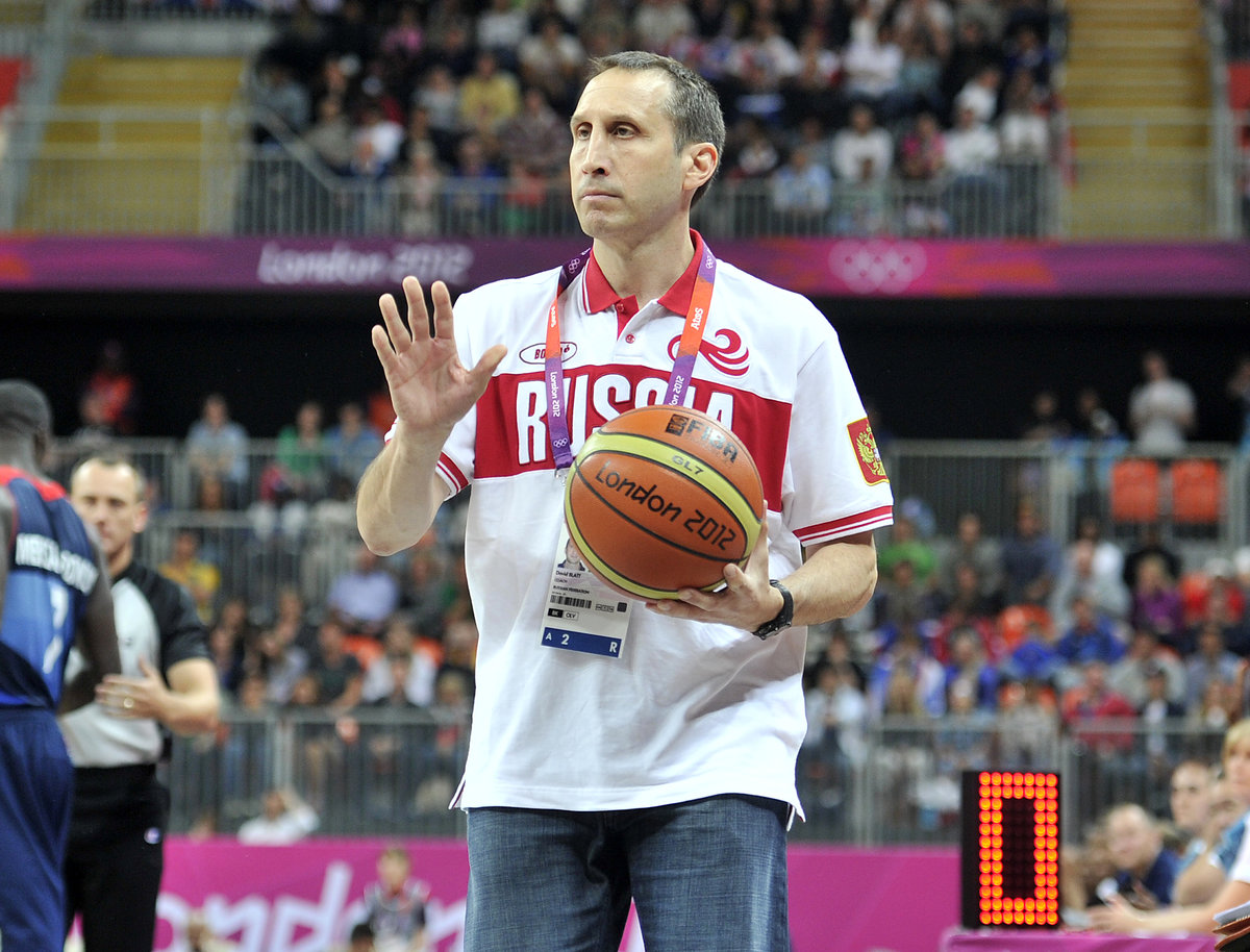 «Чувствую себя русским». Блатт— оЛеброне, бронзе Олимпиады ивзаимопомощи