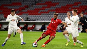Шупо-Мотинг забил первый мяч за «Баварию»