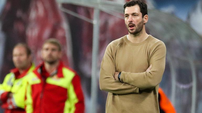 Главный тренер «Динамо» 41-летний Сандро Шварц. Фото AFP