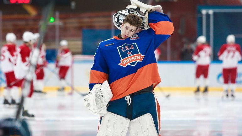 Ярослав Аскаров. Фото ХК «СКА-Варяги».