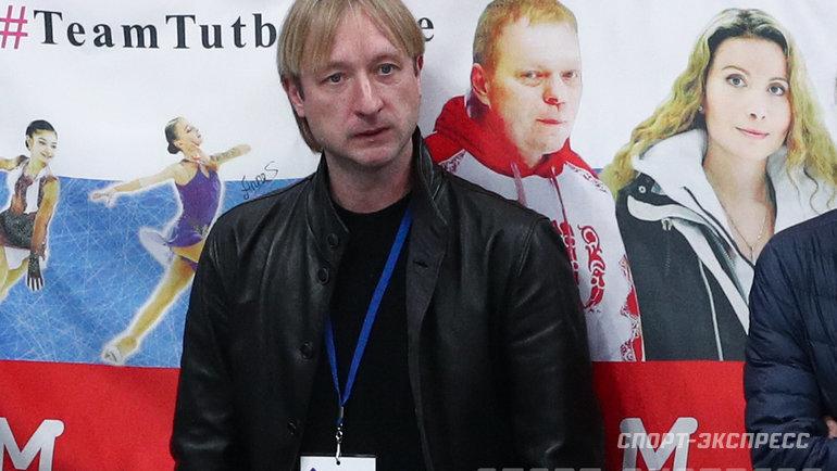 Евгений Плющенко. Фото Дарья Исаева., «СЭ» / Canon EOS-1D X Mark II