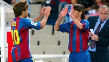Вундеркинд, изменивший футбол. Дебют Месси за «Барселону»