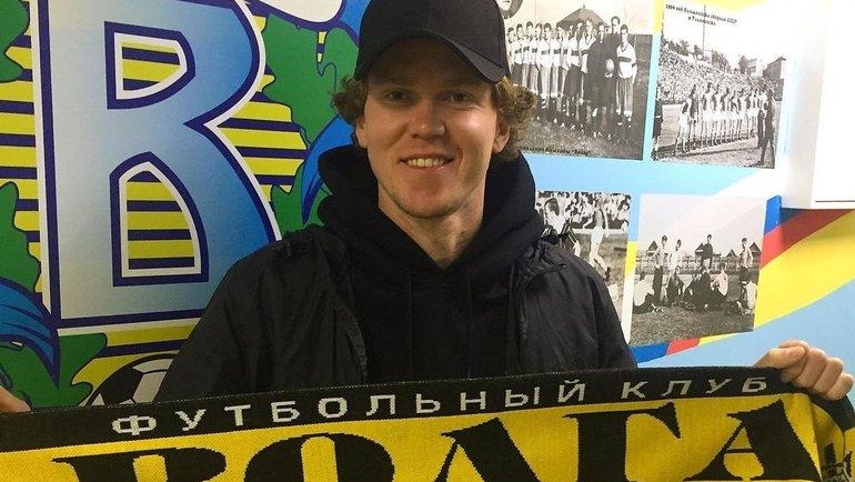 Дмитрий Отставнов. Фото Instagram