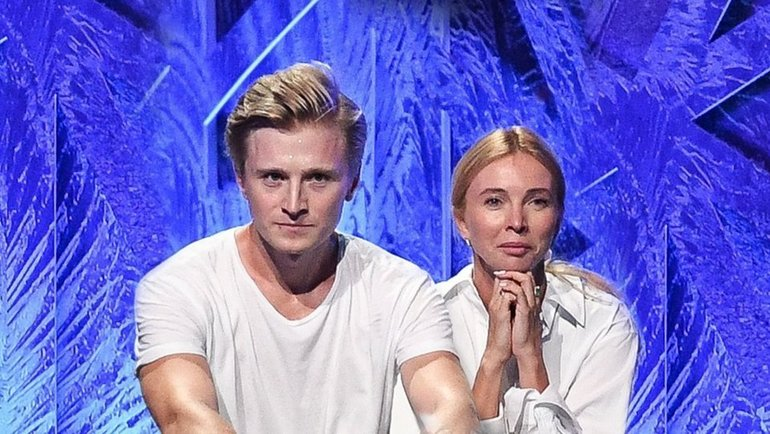 Татьяна Тотьмянина и Вячеслав Чепурченко. Фото Первый канал